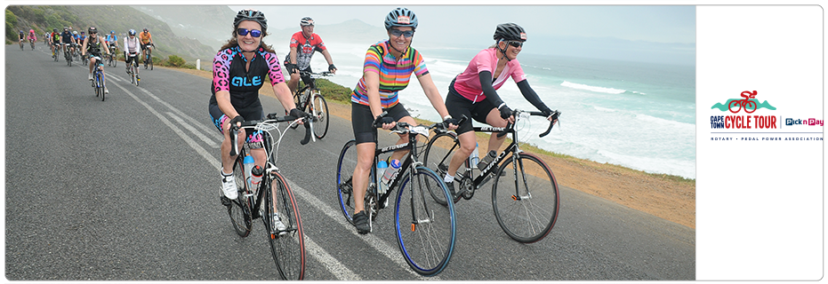 2020 Cape Town Cycle Tour banner